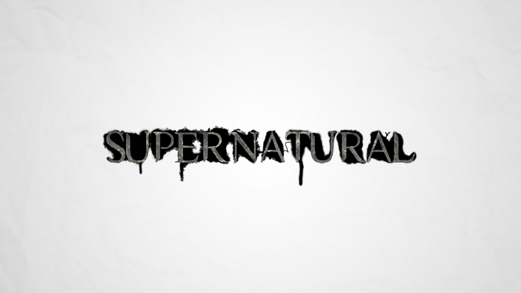 Supernatural season 7 title card by iclethea on deviantart - Supernatural season 8 title card ...