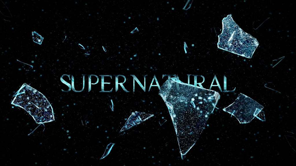 Supernatural season 6 title card by iclethea on deviantart - Supernatural season 8 title card ...