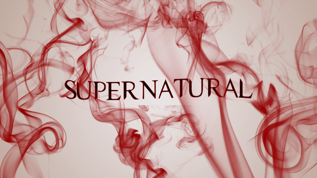 Supernatural season 5 title card by iclethea on deviantart - Supernatural season 8 title card ...