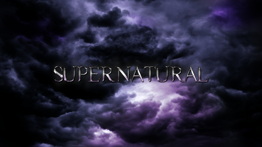 Supernatural season 3 title card by iclethea on deviantart - Supernatural season 8 title card ...