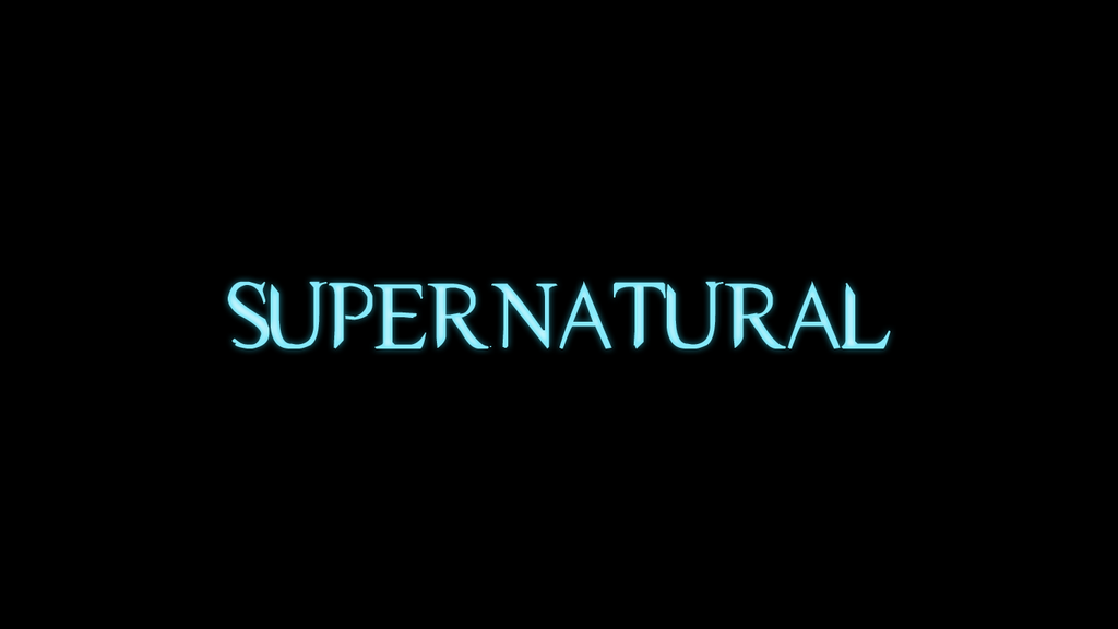 Supernatural season 1 title card by iclethea on deviantart - Supernatural season 8 title card ...
