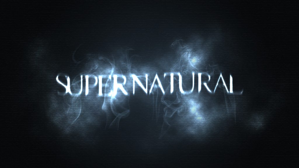 Supernatural Season 9 Fan Title Card by iclethea on DeviantArt