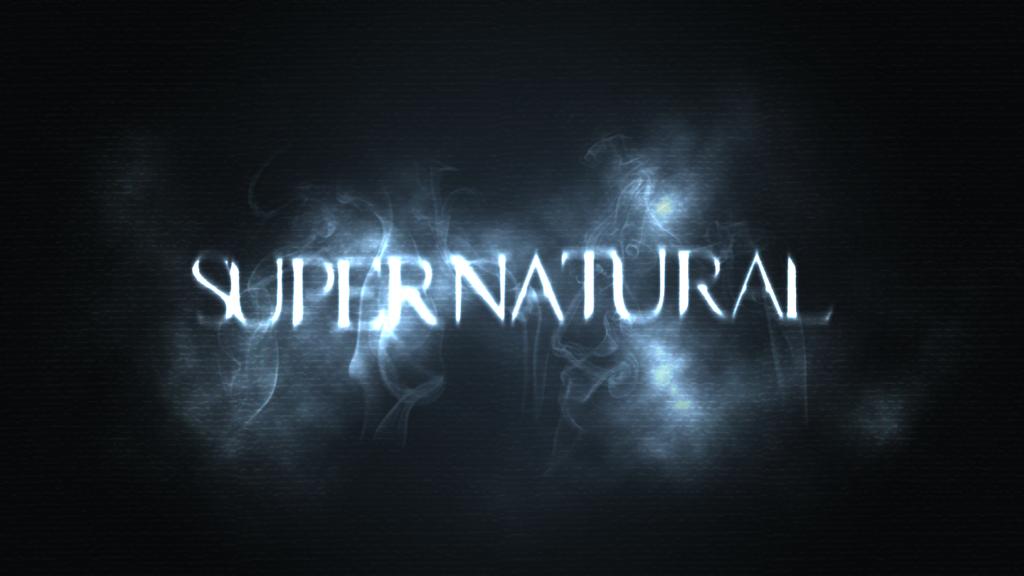 Supernatural Season 9 Title Card