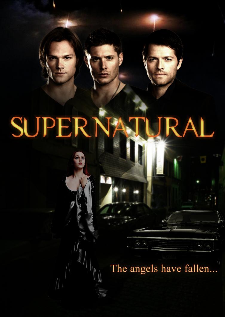 Supernatural Season 9 Fan Poster by iclethea on DeviantArt