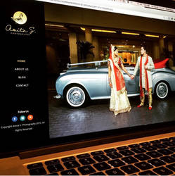 Indian Photographer's Website by Schnurr