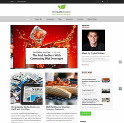 Nutritional Expert Site by Schnurr