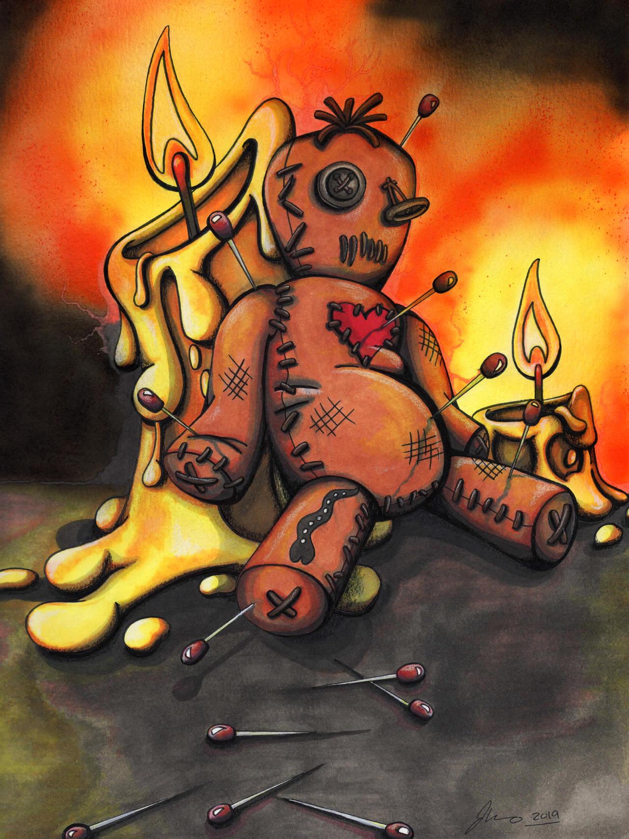 VooDoo Doll - Self Sabotage