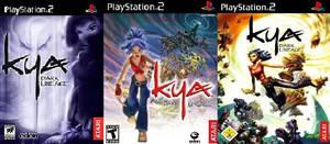 Kya Game Covers by KiaXakoi