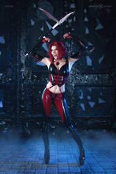 Bloodrayne cosplay ~