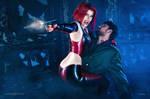 Bloodrayne cosplay ~ Any last words?