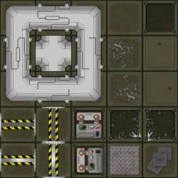Space Station Tileset