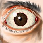 Scared Eye