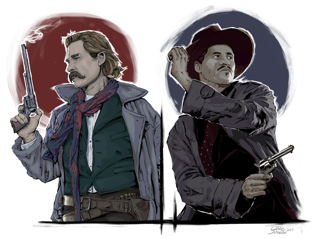 Cowboy Commission by LucasSchneider