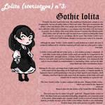 Lolita Type 3 Gothic Lolita