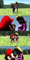 ''Mario+Luigi'' RPG Style: Samus Aran [Zero Suit] by ...  |Zero Suit Mario