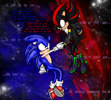 -Sonadow- Whispers in the Dark by Shindou-Chan