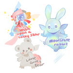 Axolgooey Adopts! Closed! Thank you!