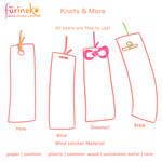 Fuurineko Knot Guide