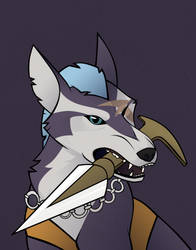 Repede by DeguArts