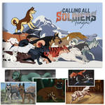Calling All Soldiers Fanzine by DeguArts
