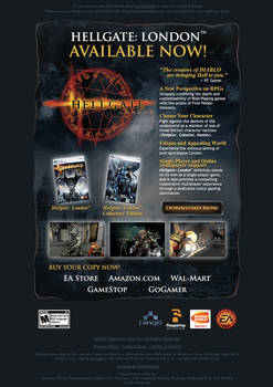 Hellgate: London launch email