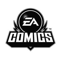 EA Comics logo by scott-baumann