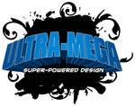 Ultra-Mega logo by scott-baumann