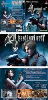 Resident Evil 4 coversheet by scott-baumann