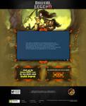 Brutal Legend teaser page 2 by scott-baumann