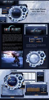 Lost Planet WMP skin by scott-baumann