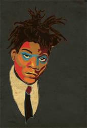 Jean-Michel Basquiat by Temple00