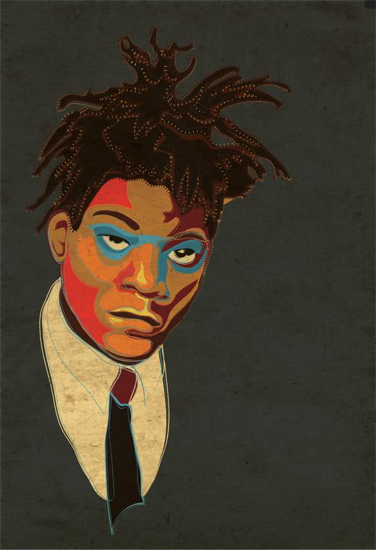Jean-Michel Basquiat by Temple00 ... - jean_michel_basquiat_by_temple00-d60btcw