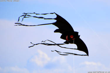 Fly Kites Not Drones event on Hastings Seafront by deathproneimages