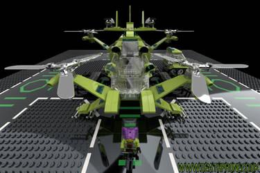 Lego Explorer 1 by deathproneimages