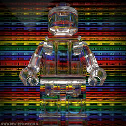 My Lego Pride is transparent