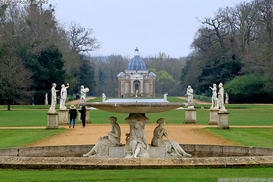 Wrest Park - English Heritage by deathproneimages