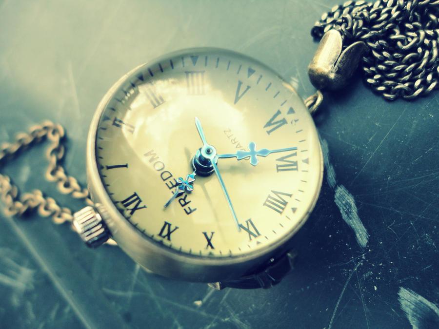 Tik-Tok Time Bomb by EnduringEyeliner