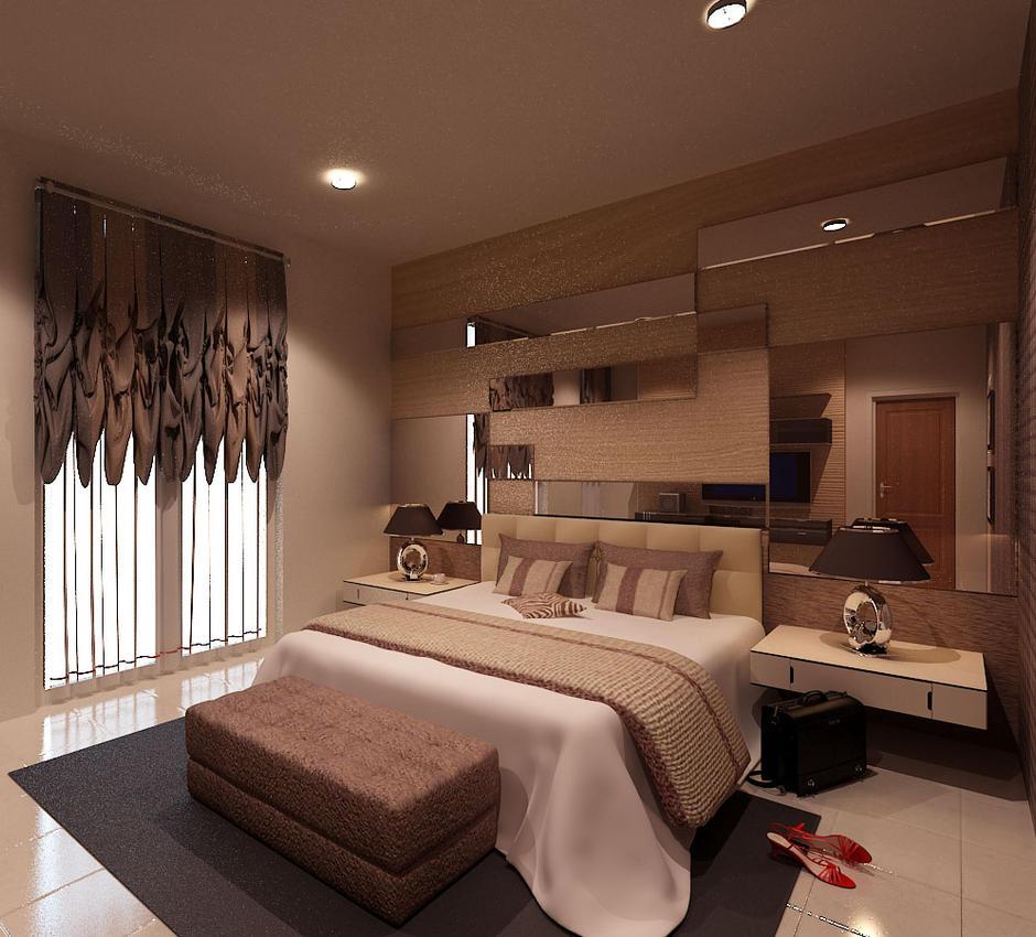Modern Luxury Bedroom by Dannvanders on DeviantArt