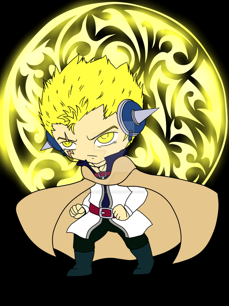 Laxus (Fairy Tail) Chibi by SerahMajere on DeviantArt
