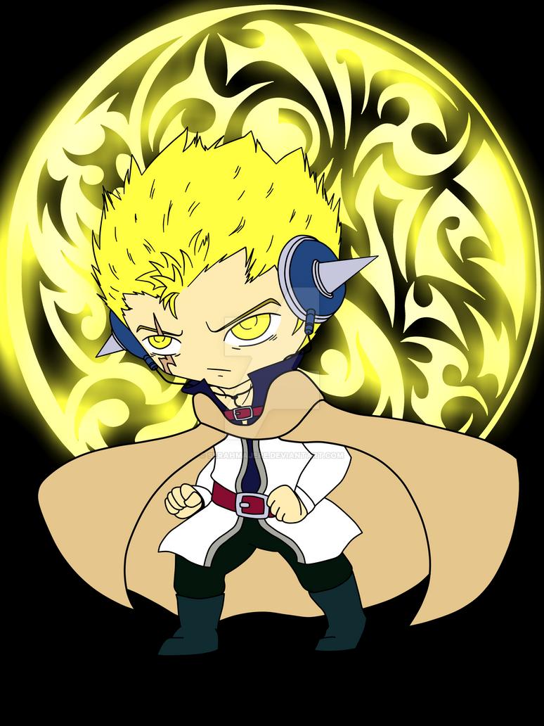 Laxus (Fairy Tail) Chibi by SerahMajere on DeviantArt