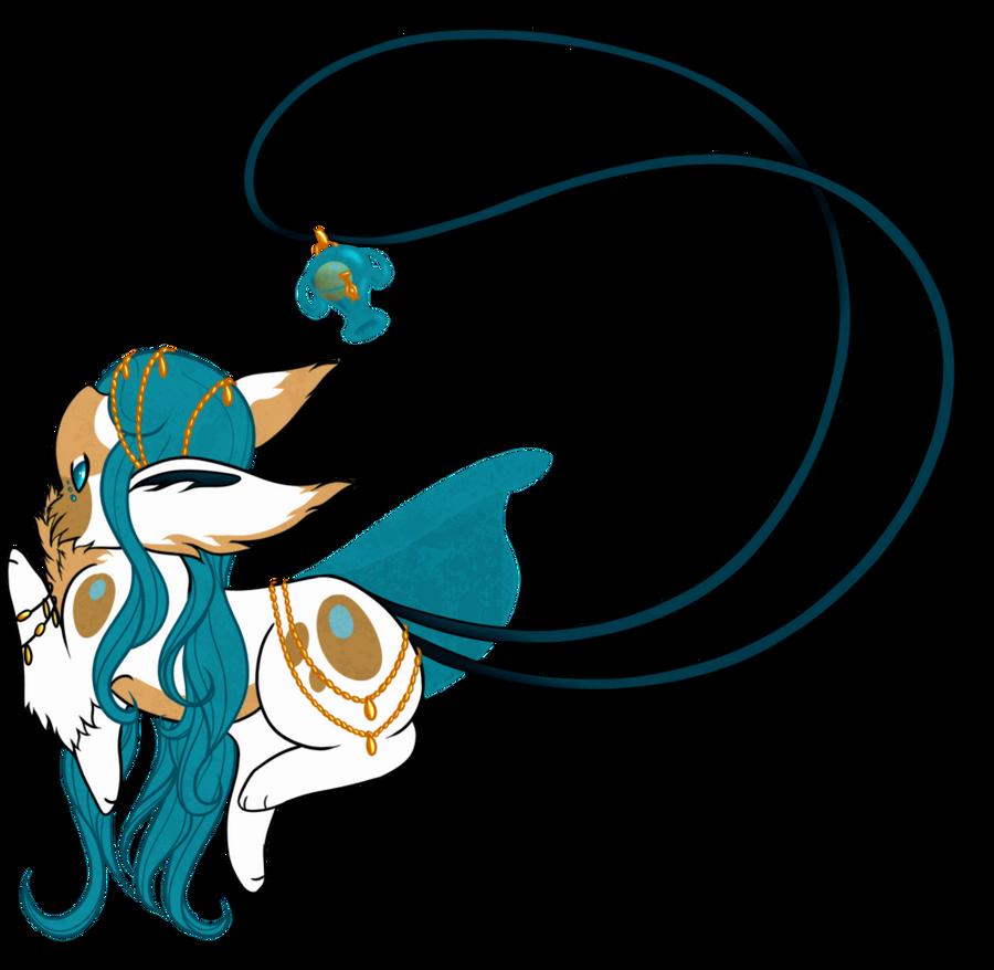 (CLOSED) Aquarius Aingelh by SerahMajere