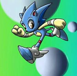 Sonic the Pokemon, Stage 1