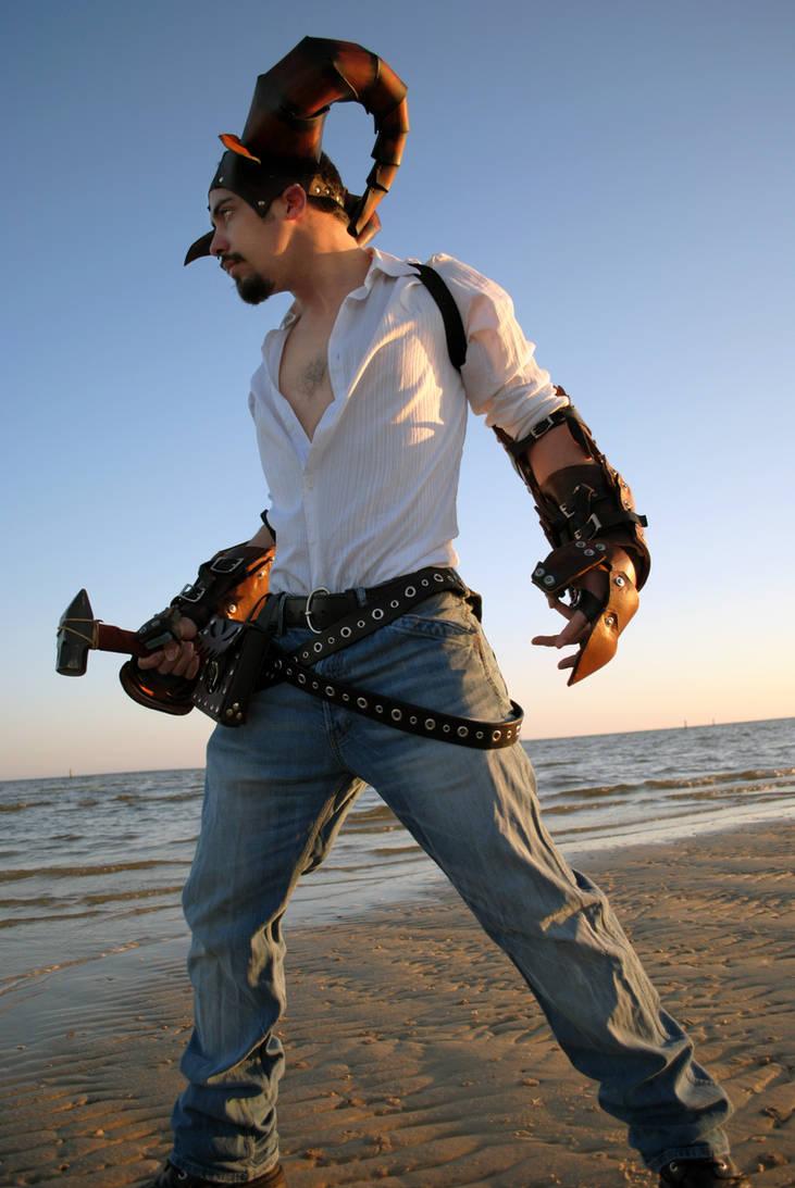 Ragnarok Blacksmith by Epic-Leather