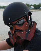 Steampunk Trooper Mask 3 by Epic-Leather