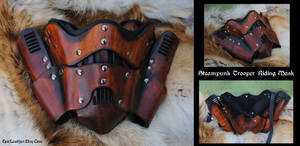 Steampunk Trooper Mask