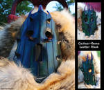 Leather Cactuar-Sama Mask