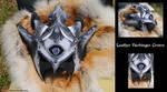 Leather Harbinger Crown