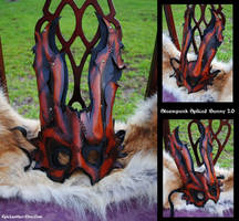 Steampunk Spliced Bunny 2.0 by Epic-Leather