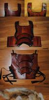 SCA Armor: Breastplate