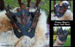 Dragon Slayers Upper Half Mask